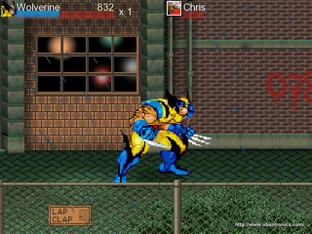 Paintown | Un juego de lucha al estilo Streets of Rage