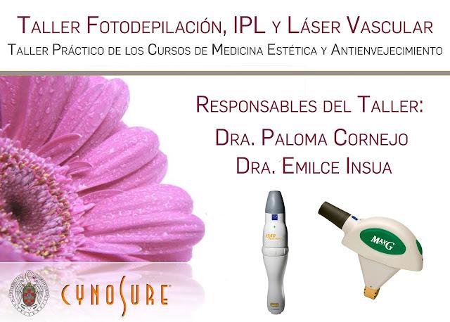 Sara-Abilleira-cynosure-spain-participa-master-medicina.estetica-de-universidad-complutense-de-madrid-ucm