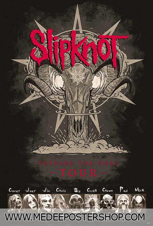 Slipknot Poster - 55075