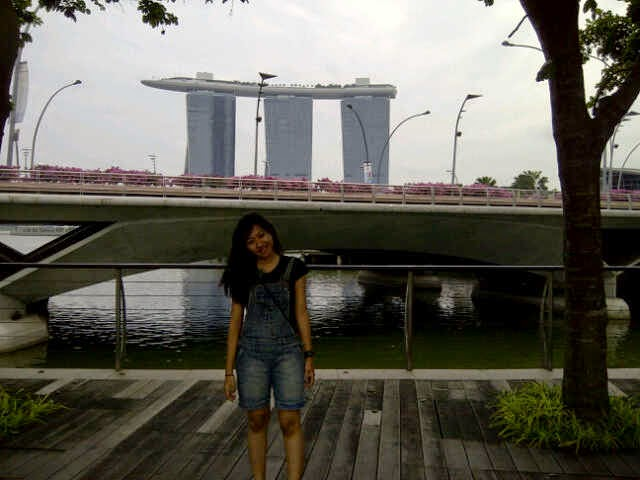 Lost in Singapore