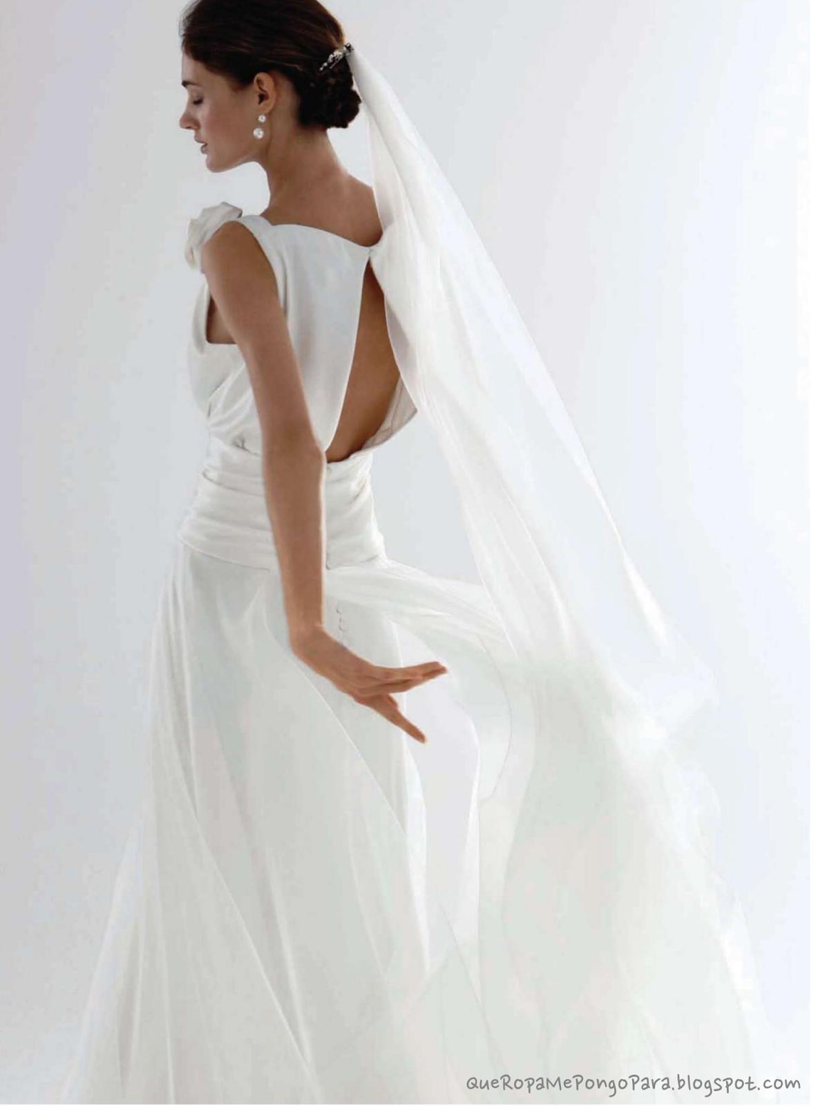 Ideas para un vestido de boda - Matrimonios
