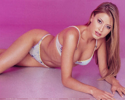 Model Holly Valance Wallpaper
