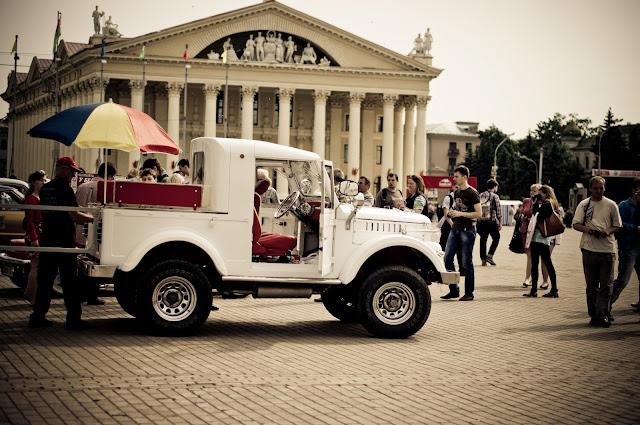 Again retro cars…