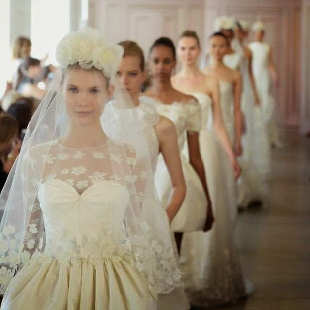Increíble colección de vestidos de novias | Diseños de Oscar de la Renta
