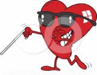 O amor é cego, mas não é surdo!