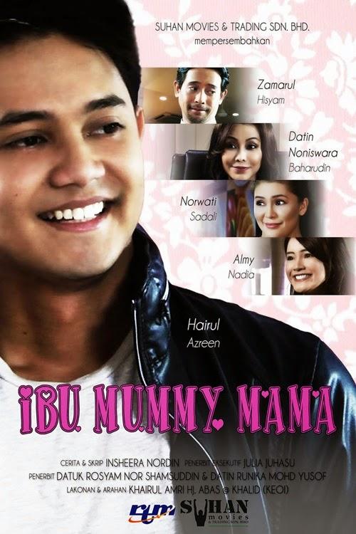 Sinopsis Ibu Mummy Mama TV2, review drama Ibu Mummy Mama, pelakon dan gambar drama Ibu Mummy Mama TV2, drama tv telemovie Hari Ibu 2015