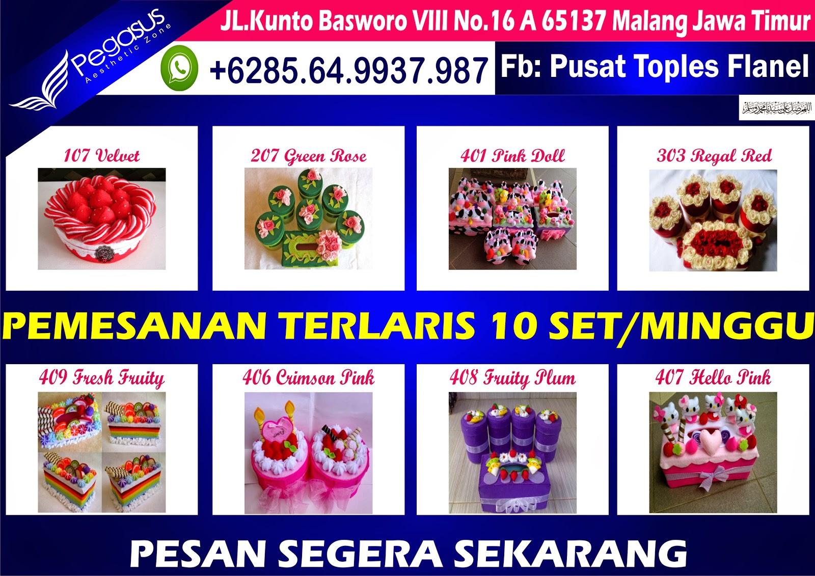 Toples Flanel Murah, Souvenir Pernikahan Unik, Souvenir Pernikahan Surabaya, +62.8564.993.7987