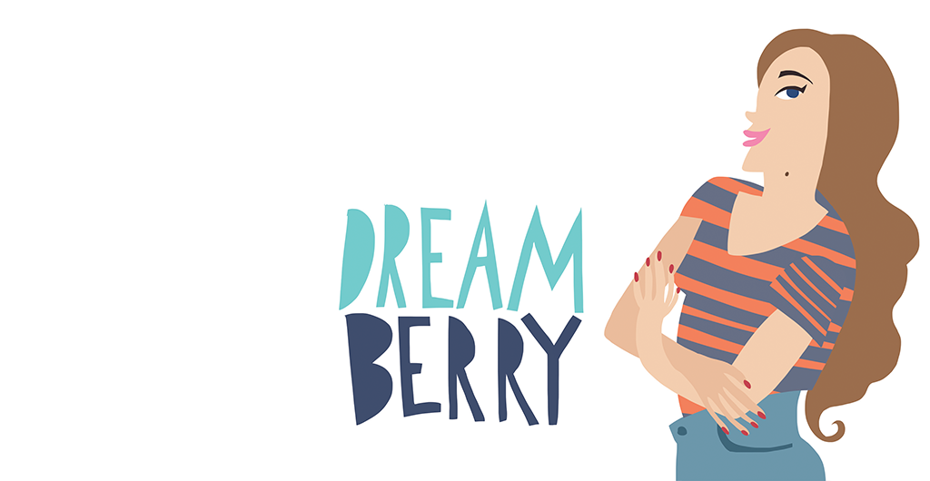 Dream Berry - blog modowy, blog lifestylowy