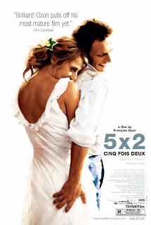 Ver online: 5 x 2 (Cinq fois deux / 5 x 2 / Cinco veces dos) 2004