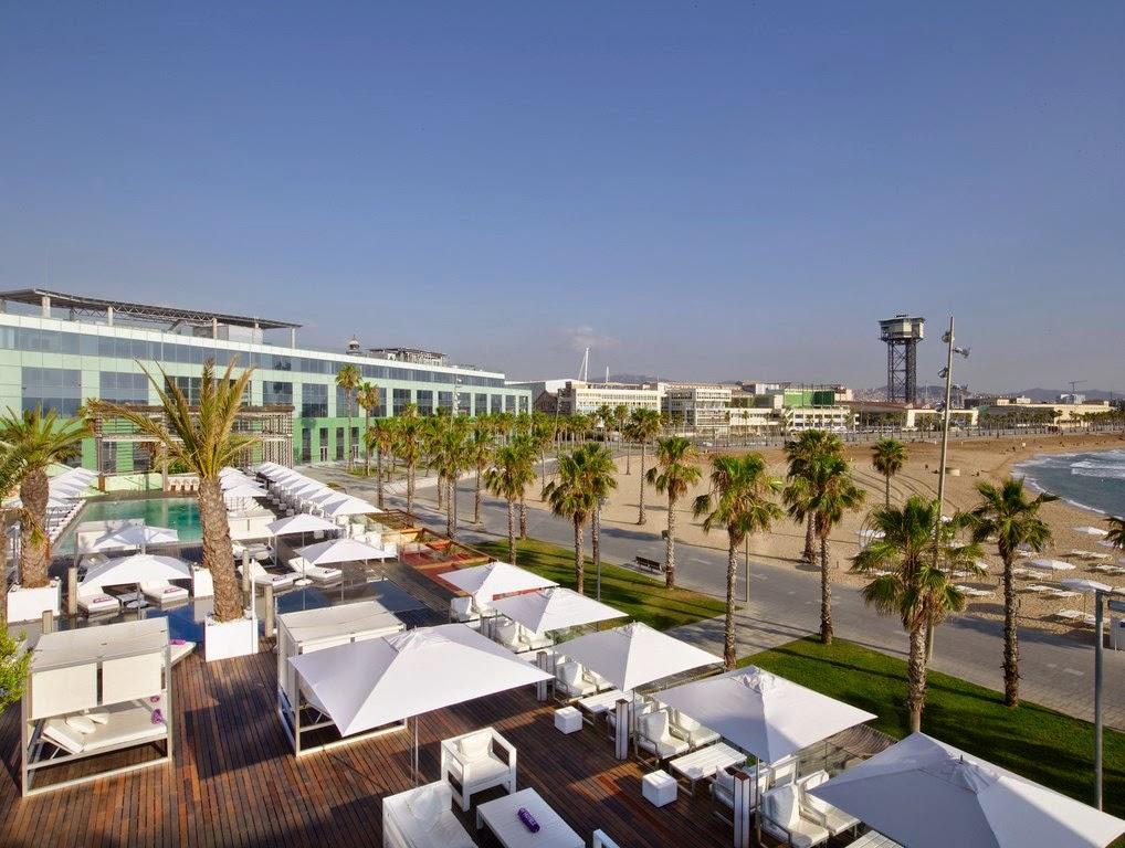 Barcellona (Spagna) - W Barcelona 5* - Hotel da Sogno