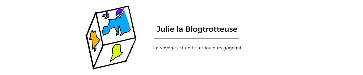 Julie part en voyage