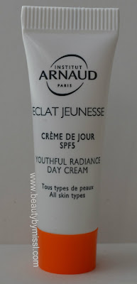 Institut Arnaud Youthful Radiance Day Cream SPF5