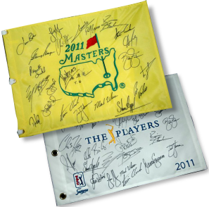 Golf Flag Giveaway