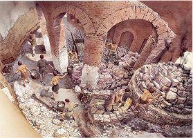 Caccia al Coccio nella Crypta Balbi: visite guidate x bambini Roma 25/01/14 h. 15.30