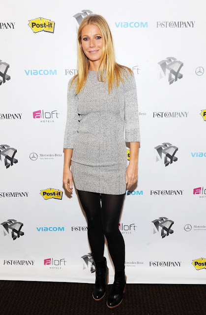 Actress, Singer @ Gwyneth Paltrow - Fast Company Innovation Festival