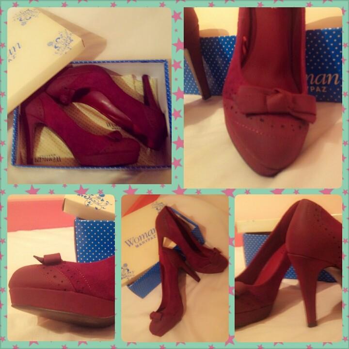 Te pongo bella enero 2013 - Zapatos collage ...