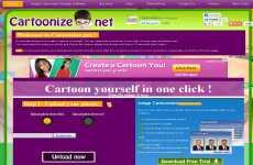 Cartoonize Convert to Cartoon: permite hacer una caricatura a partir de una foto.