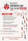 W sprawie Budżetu Obywatelskiego 2020