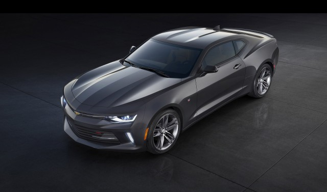2016 Chevrolet Camaro Engine