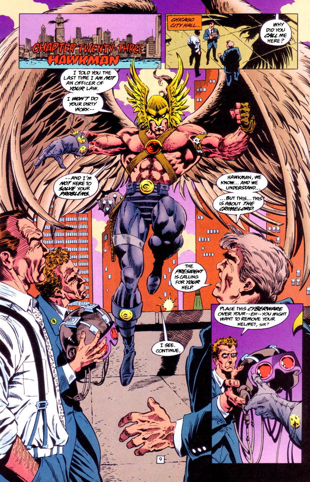 Deathstroke (1991) Issue #49 #54 - English 10