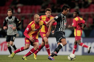 Monterrey 3 - 2 Esperance (3)