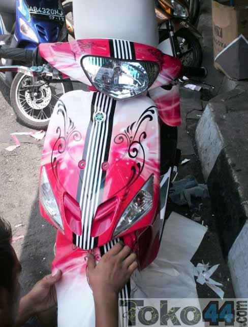 Gambar Motor Mio Cutting
