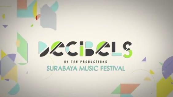 decibels surabaya music festival 2015