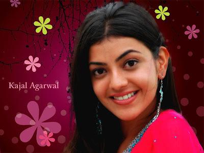 Kajal Agarwal Beautiful Wallpapers