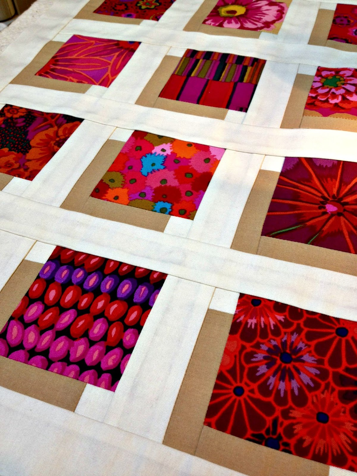 Studio Dragonfly: Shadow Blocks Mini - A Finished Quilt