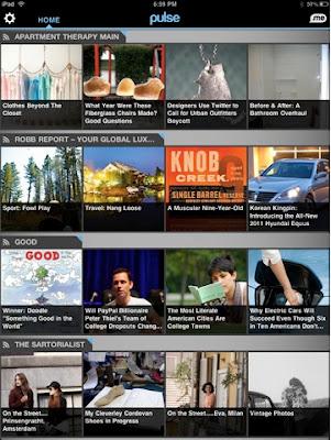 leer tus noticias en el iPad - pulse