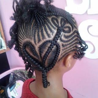 Cornrow Styles For Girls