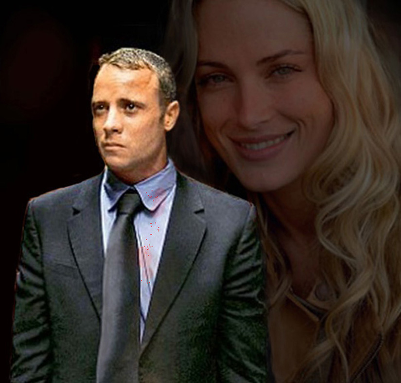 #JusticeForReeva - Oscar Pistorius Found GUILTY of Murder on Appeal (photo art)