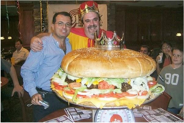 büyük hamburger