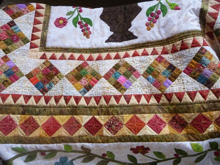 Nana Girl Quilts: Hand Quilting