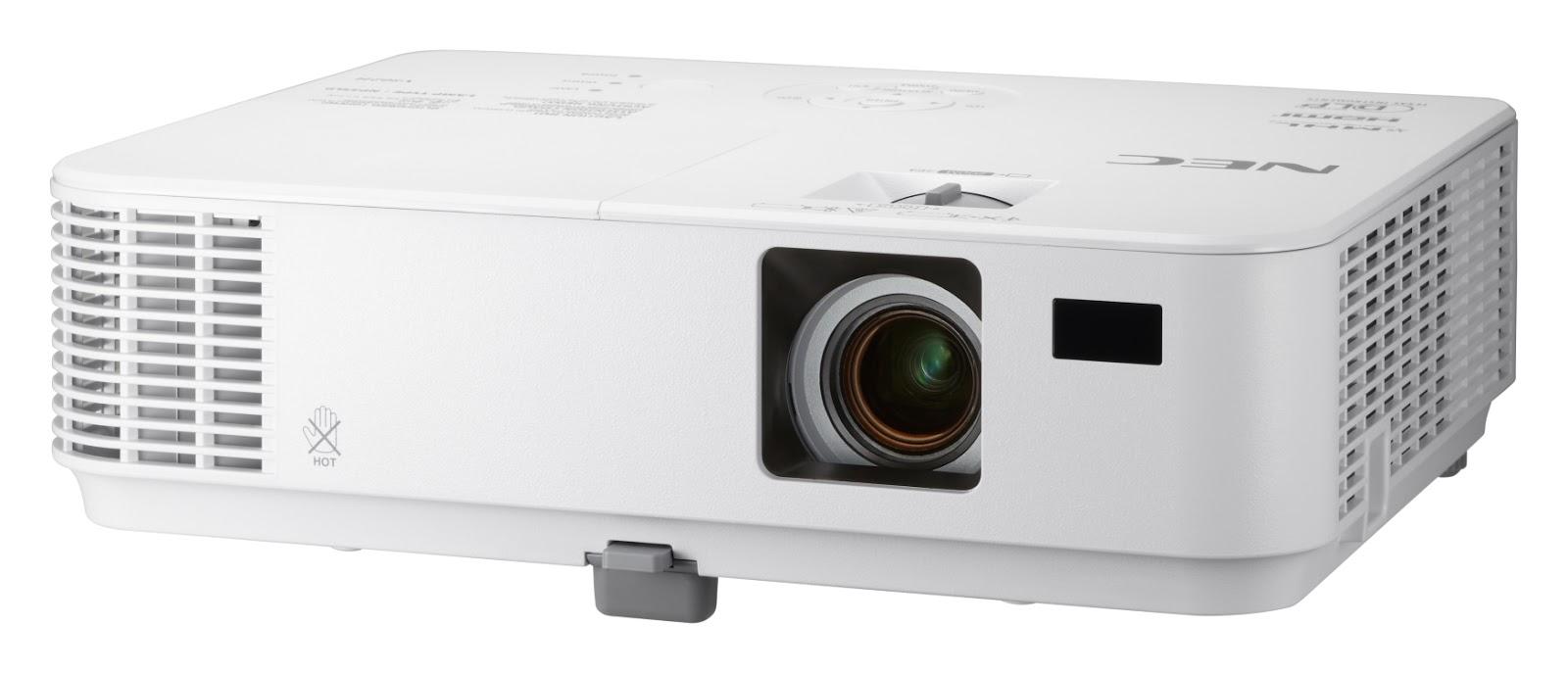 NEC Display Solutions lança Série V2 de projetores