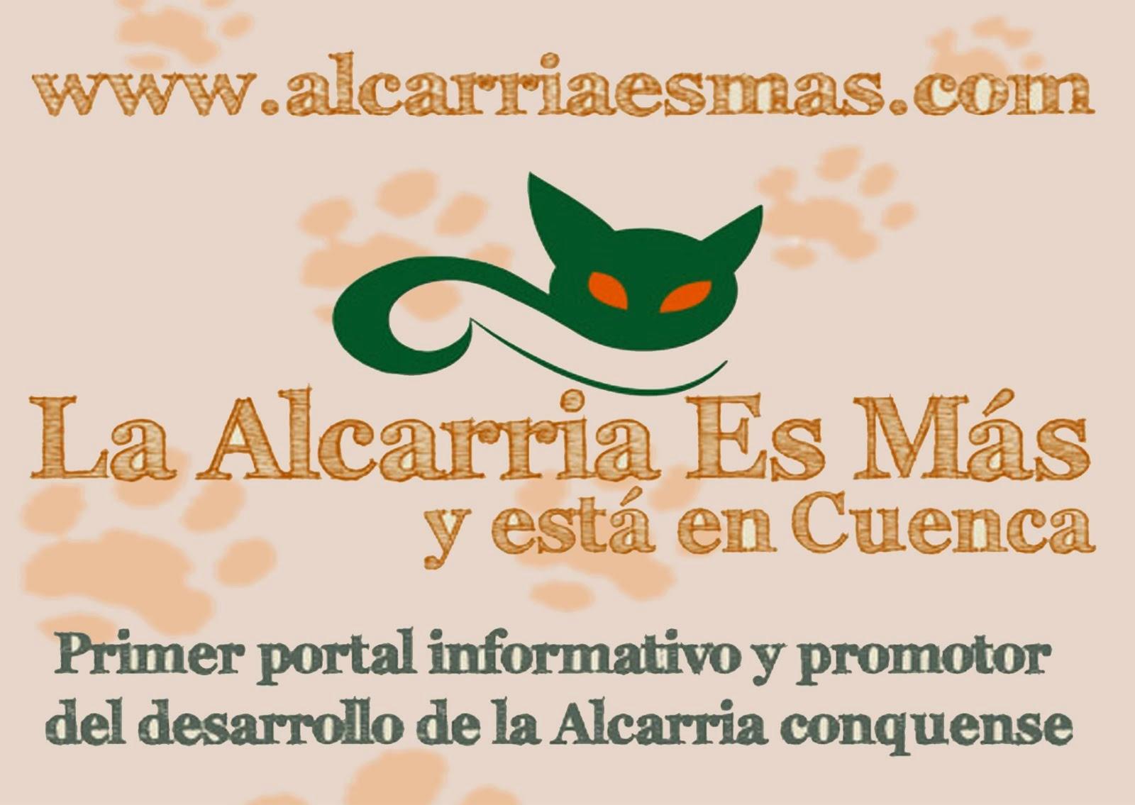 """""""Alcarria es +"""""""