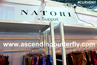 Natori + Support, MODE LINGERIE AND SWIM CURVEXPO 2015
