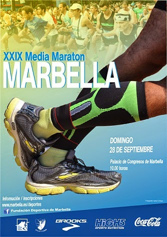 29ª Media Maratón Ciudad de Marbella
