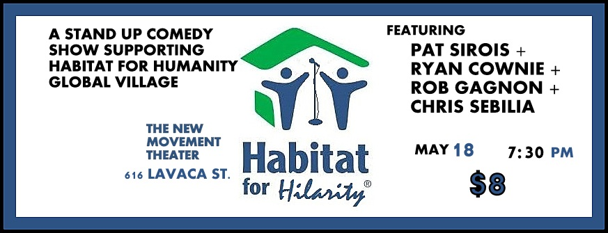 Habitat for Hilarity