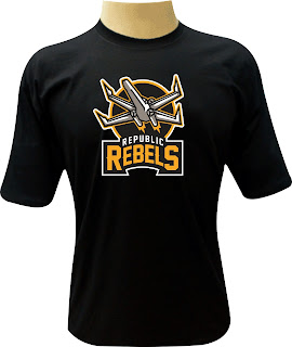 Camiseta Republic Rebels