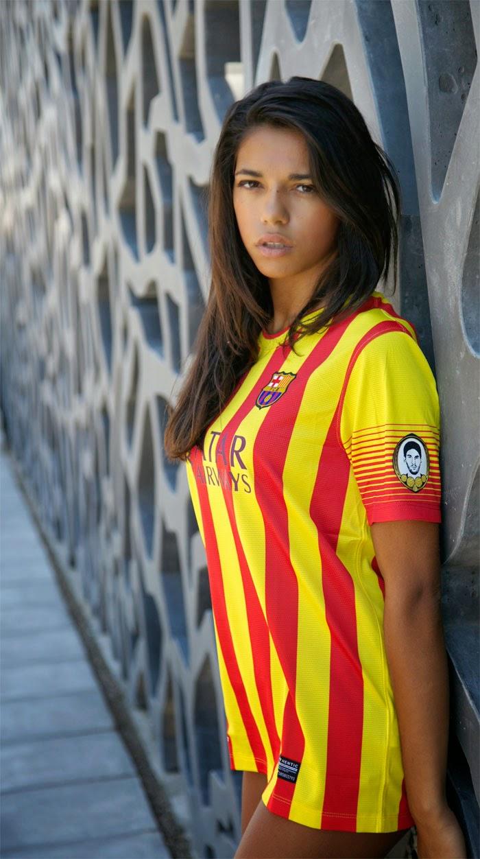 Football Club Babes - Barcelona Edition (Gallery) | FOOTY FAIR