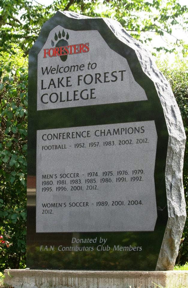 "Foresters hope to ""Put it on the Rock"""