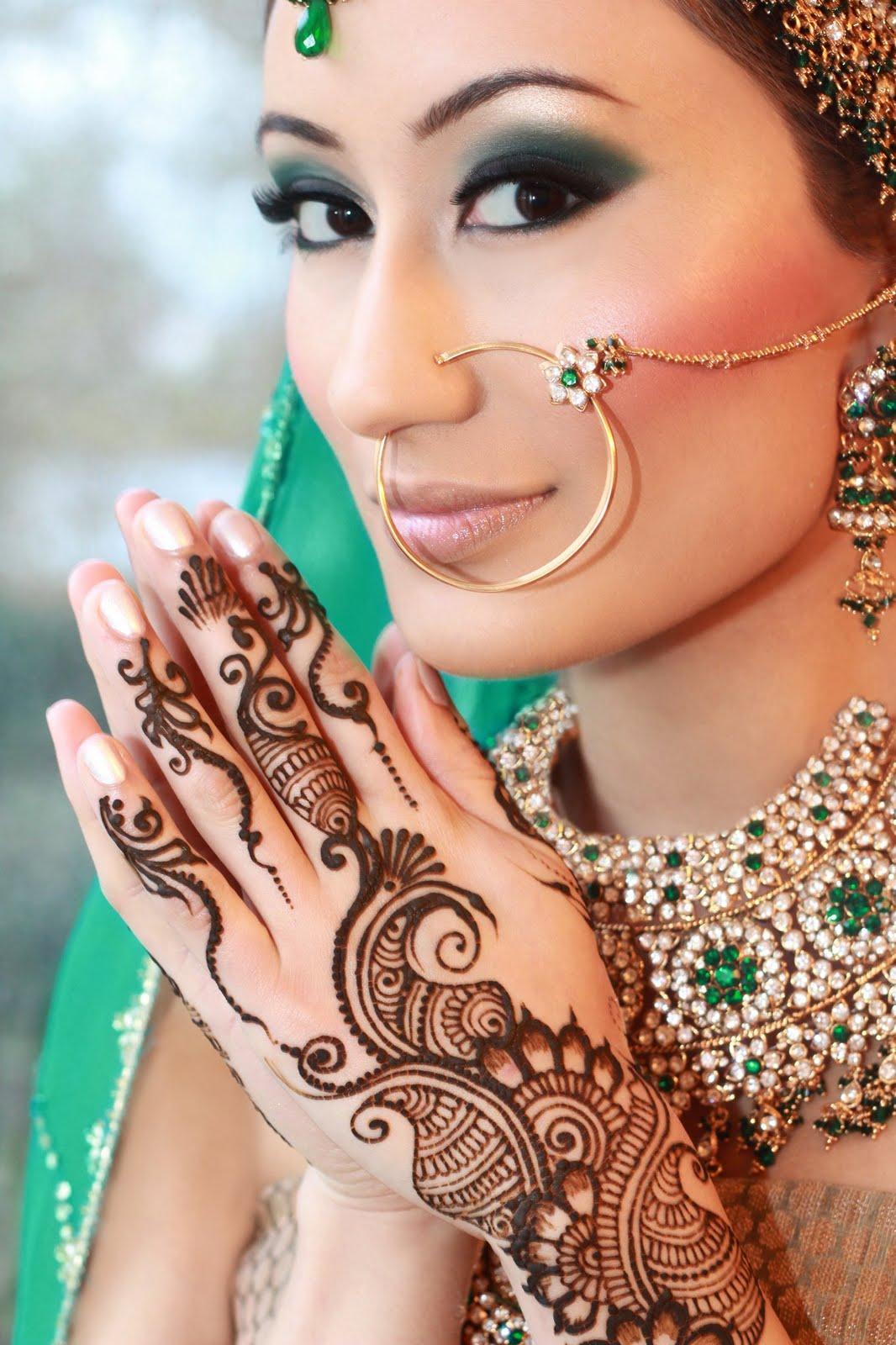 New Wedding Makeup : New Bridal Makeup in India Latest Indian makeup trends ...