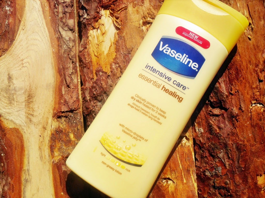 Vaseline Intensive Care, Essential Healing - balsam do ciała