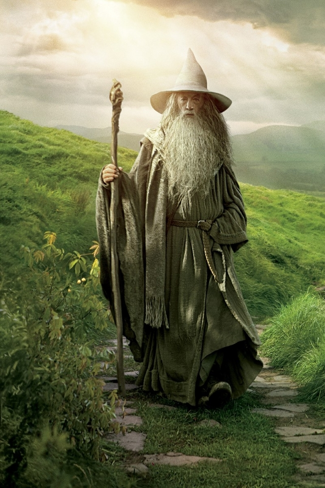 Gandalf From The Hobbit