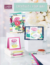 Stampin Up! 2017-2018 Idea Book & Catalog