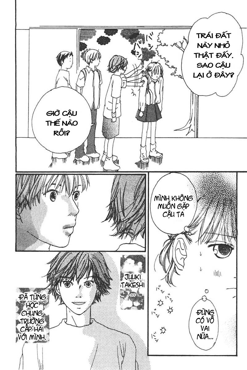 Watashi no Koibito chap 4 - Trang 39