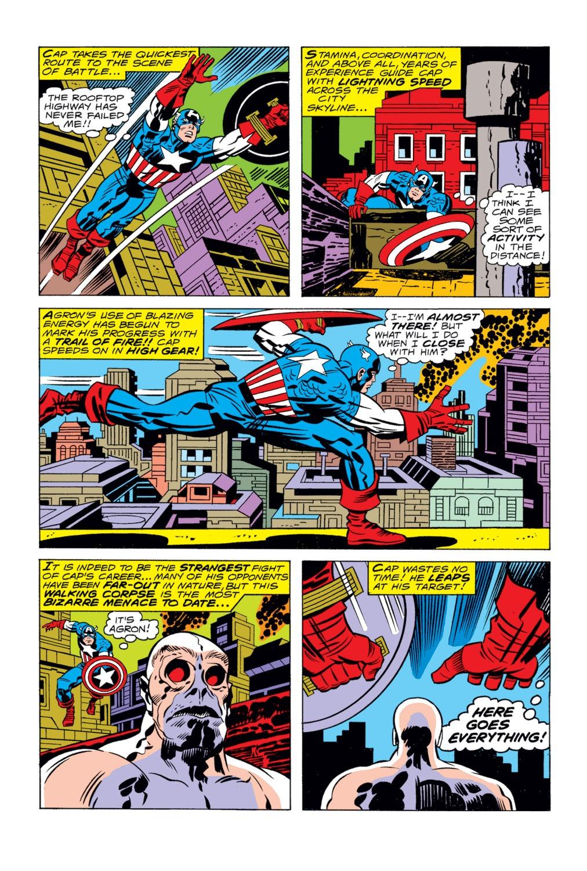 Captain America (1968) Issue #205 #119 - English 11