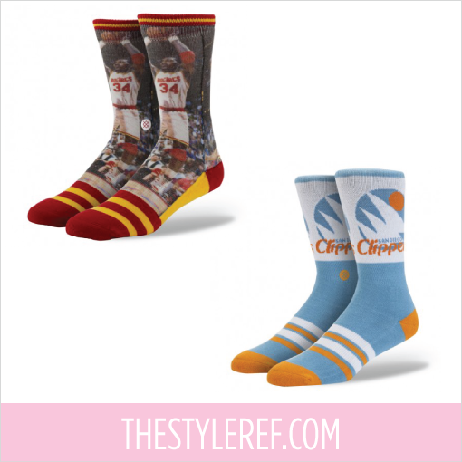 Stance's NBA Sock Collection