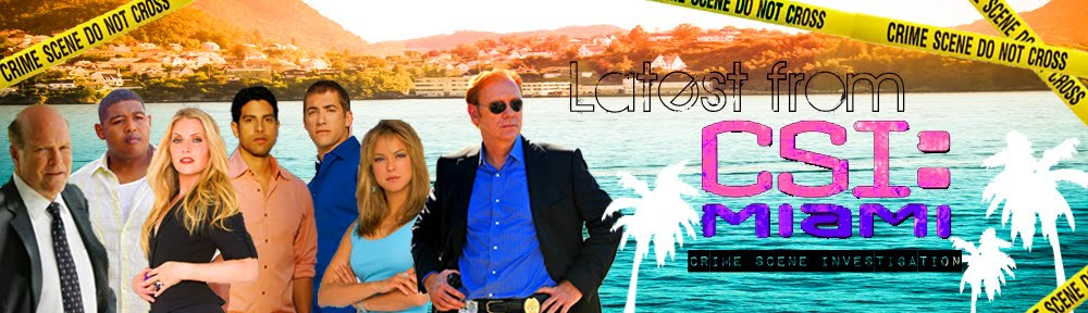 Latest From CSI:Miami